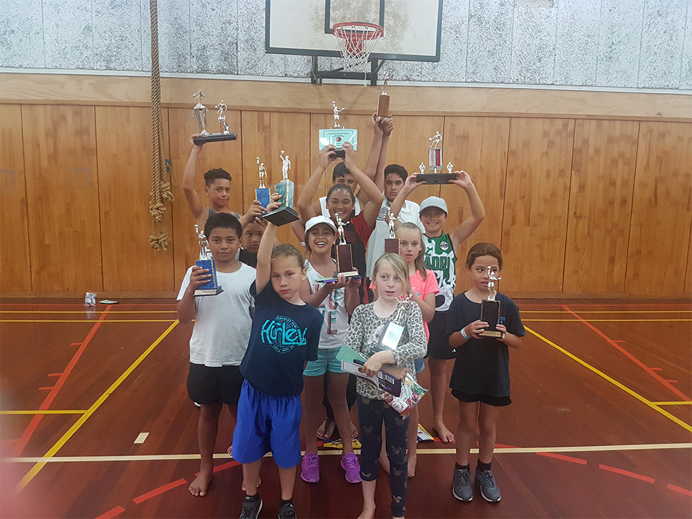 Paeroa Basketball Association